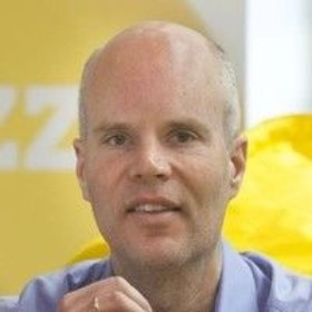 Adriaan van Loon - Co-Founder Yellow Walnut & Yezzer
